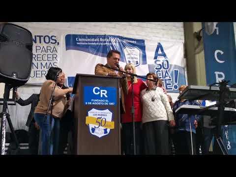 Video. La familia Moretto dona una hectárea a Comunidad Rural