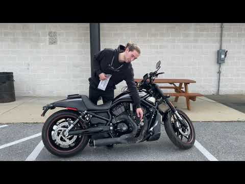 2012 Harley-Davidson Night Rod® Special in Frederick, Maryland - Video 1
