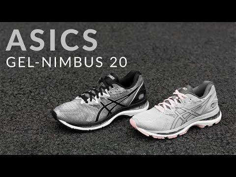 ASICS GEL-Nimbus 20 - Running Shoe Overview