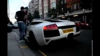 И Lamborghini бывает не заводятся