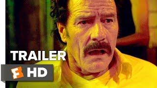 The Infiltrator Official Trailer 1 2016  Bryan Cranston John Leguizamo Movie HD