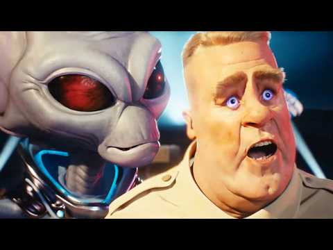 "Destroy All Humans! - ""Ich Will"" Remake Reveal Trailer (2020)"