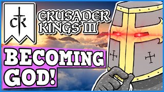 BECOMING GOD IN CK3 WITH 100 Stat Man - Crusader Kings 3 Is Perfectly Balanced Game With No Exploits