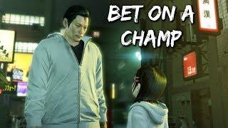 Yakuza Kiwami - Substories: Bet On A Champ