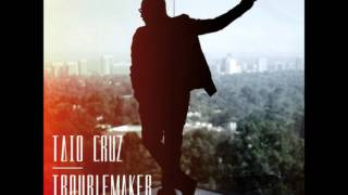 Taio Cruz - Troublemaker - Instrumental