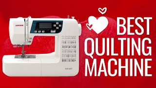 Quilting Machine: 5 Best Sewing Machines For Quilting in 2020