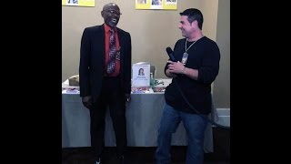 Late Night With Johnny P / Actor Ernest Thomas