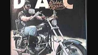 David Allan Coe under rachels wings