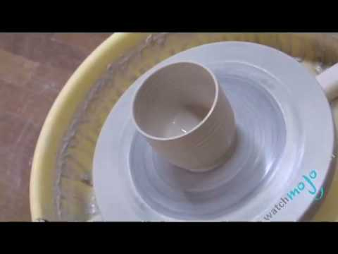 How to Create Pottery IV: Demonstration Part 2 – Shaping