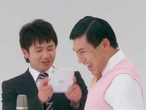 Manzai Comedians Promote DSi In Japan