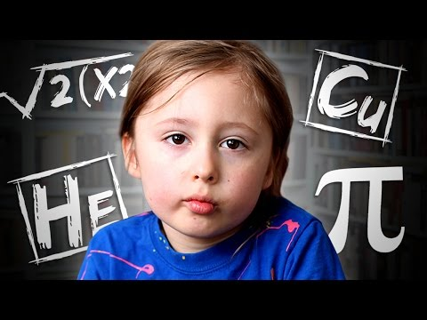 Telepathic Genius Child Tested By Scientist