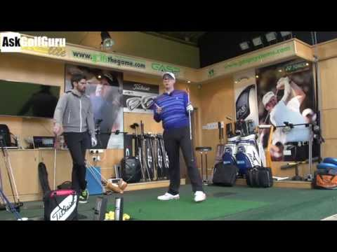 Golf Swing Lesson DONT Swing Straight