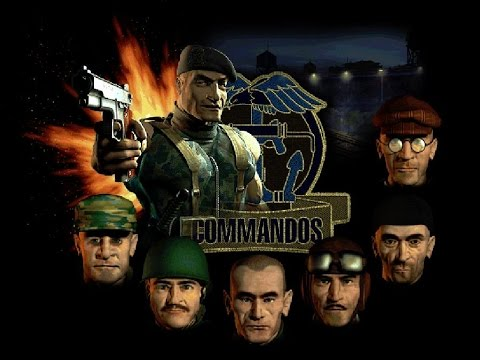 Como Descargar E Instalar Commandos 1 Para Windows Xp/7/8/10 En Español
