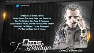 Dios Te Bendiga Letra Arcángel 2018