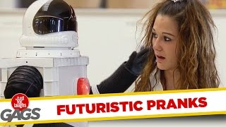The Future Is Here! - Best of Just For Laughs Gags