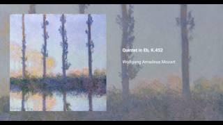 Quintet in Eb, K.452