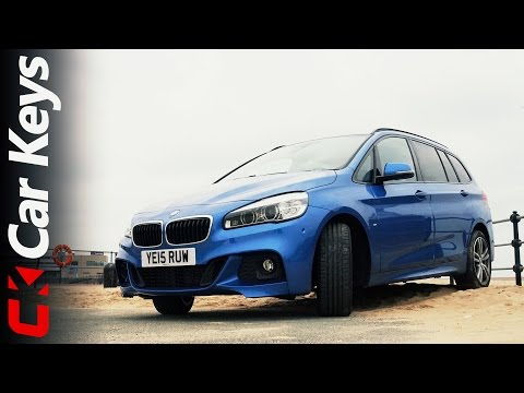 BMW 2 Series Grand Tourer 2015 review