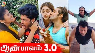 தமிழ் நடிகர்களின் பாடு   Ramcharan, JR NTR, Telugu Actor, Tamil actor, Lockdown   Latest Tamil News