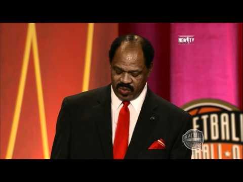Artis Gilmore Basketball Hall of Fame Enshrinement Speech