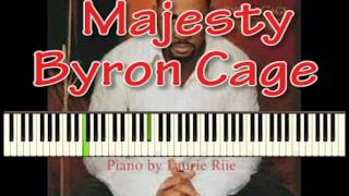 Majesty Byron Cage Piano Tutorial
