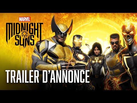 Marvel's Midnight Suns : Official Trailer