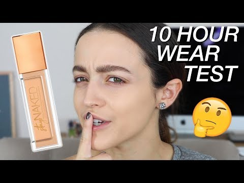 Stay Naked Weightless Liquid Foundation by Urban Decay #3