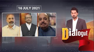 Dialogue with Adnan Haider   16July 2021   Public News