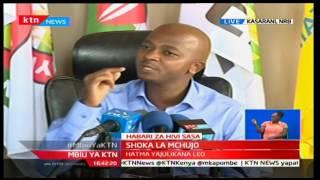 Mbiu ya KTN: Hotuba ya Rais wa FKF Nick Mwendwa akitoa orodha ya vilabu vitakavyocheza KPL 2017