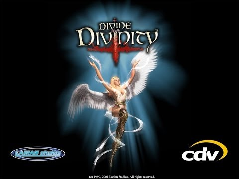 1) Прохождение Divine Divinity рождение легенды
