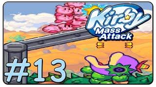 Kirby Mass Attack 100% Walkthrough Part 13