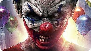CLOWNTERGEIST Trailer 2017 Horror Movie