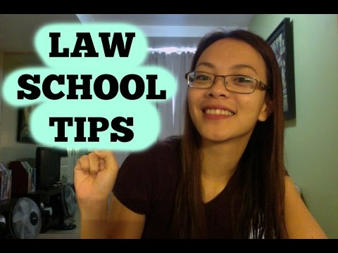 LAW SCHOOL TIPS!!!  | ❤️PHILIPPINES