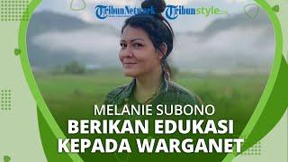 Meski Sedang Sakit, Melanie Subono Tetap Berikan Edukasi soal Media Sosial kepada Warganet