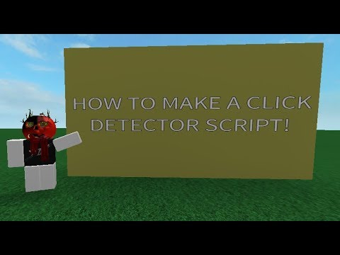 Roblox Click Detector Not Working 5 Ways To Get Free Robux