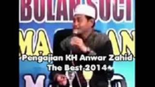 KH.Anwar Zahid. Menyambut Bulan Suci Ramadhan.