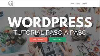 WordPress Tutorial 2018