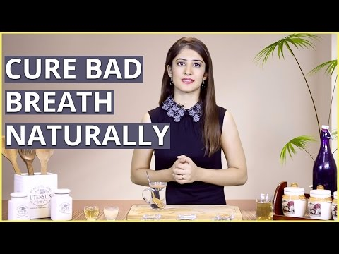 Video 3 Natural Home Remedies To CURE BAD BREATH (HALITOSIS)