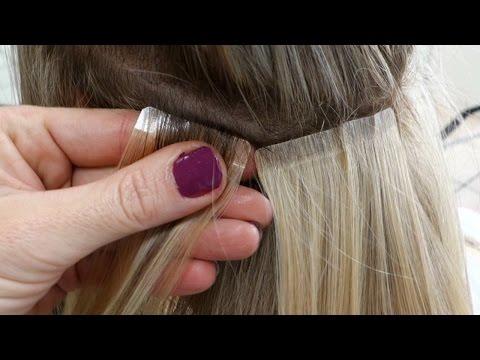 Maska do wzmacniania włosów przez ciemne włosy