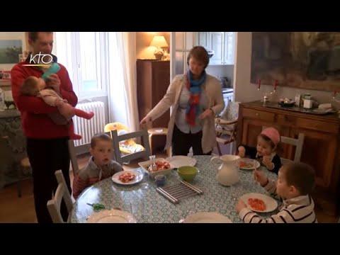 Foyer d'accueil en paroisse : l'engagement du couple (1/2)