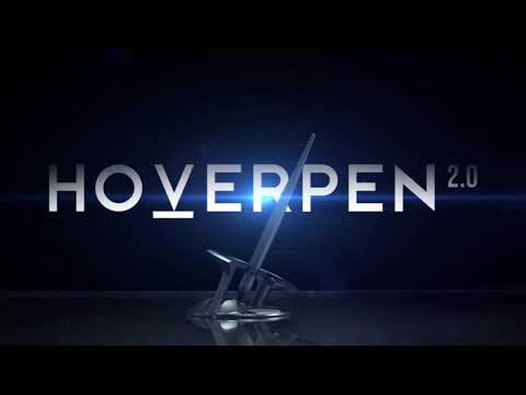 Hoverpen 2.0: Interstellar Edition Inspired by space-GadgetAny