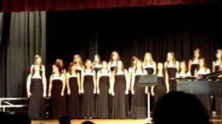 Walhalla High School Choir-My Blue Tears-Dolly Parton