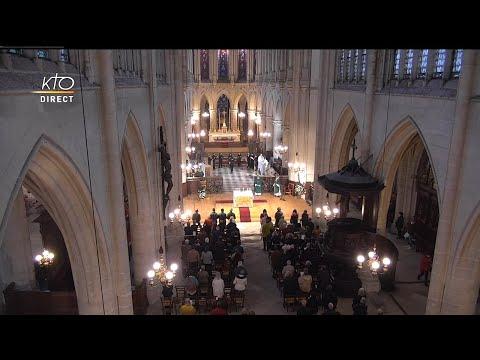 Messe à Saint-Germain-l'Auxerrois du 3 octobre 2021
