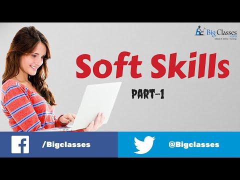 Soft Skills Training - Part 1 - YouTube