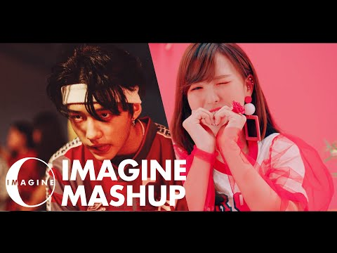 STRAY KIDS/RED VELVET - My Pace/Power Up MASHUP [BY IMAGINECLIPSE]