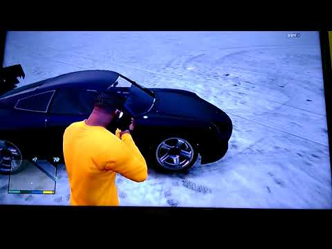 How To Open All The Doors Of Car In GTA5 Offline