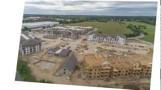 8 Month Timelapse of Apartment Construction with DJI Phantom 4 Pro