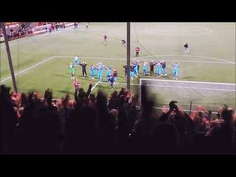 Sfeerverslag uitvak  Volendam - FC Twente