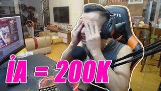 NGƯỜI TÀY MIXIGAMING KỂ CHUYỆN ĐI ỈA HẾT 200K | Mixigaming Funny Stream