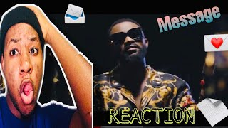Fally Ipupa -message (Clip official video )  ! REACTION !