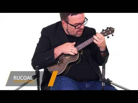 Пример звучания укулеле Ortega серии Earth